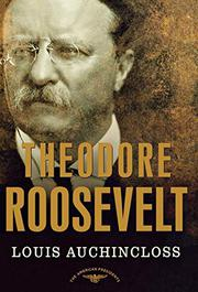 Cover art for THEODORE ROOSEVELT