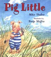 Cover art for PIG LITTLE