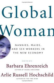 Cover art for GLOBAL WOMAN