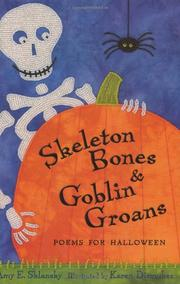 Cover art for SKELETON BONES & GOBLIN GROANS