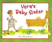 Cover art for VERA'S BABY SISTER