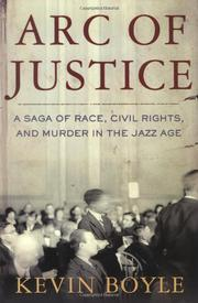 Cover art for ARC OF JUSTICE