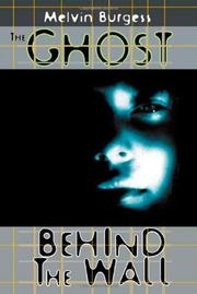 Cover art for THE GHOST BEHIND THE WALL