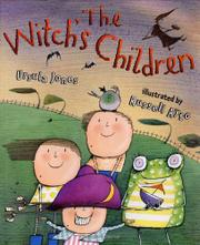 THE WITCH'S CHILDREN by Ursula Jones