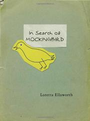 Cover art for IN SEARCH OF MOCKINGBIRD