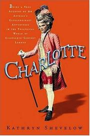 CHARLOTTE by Kathryn Shevelow