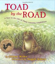 Cover art for TOAD BY THE ROAD