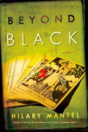 Cover art for BEYOND BLACK