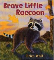 BRAVE LITTLE RACCOON by Erica Wolf