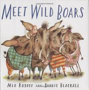 MEET WILD BOARS by Meg Rosoff
