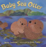 BABY SEA OTTER by Betty Tatham