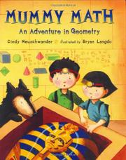 MUMMY MATH by Cindy Neuschwander