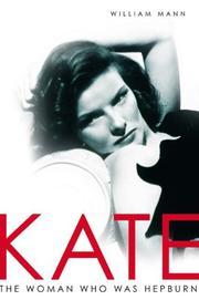 KATE by William J. Mann