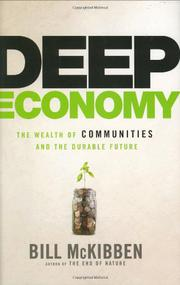 Book Cover for DEEP ECONOMY