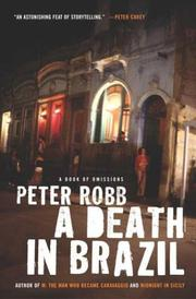 Book Cover for A DEATH IN BRAZIL