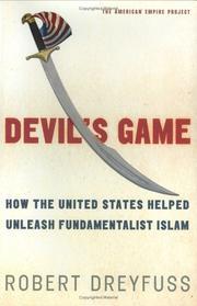 DEVIL'S GAME by Robert Dreyfuss