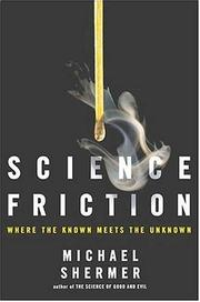 Cover art for SCIENCE FRICTION