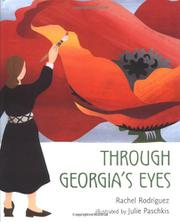 Cover art for THROUGH GEORGIA'S EYES