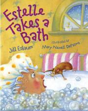 Cover art for ESTELLE TAKES A BATH