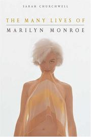Book Cover for THE MANY LIVES OF MARILYN MONROE