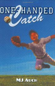 Book Cover for ONE-HANDED CATCH