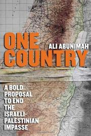 Cover art for ONE COUNTRY
