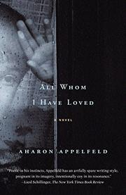 Cover art for ALL WHOM I HAVE LOVED