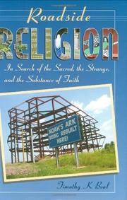 ROADSIDE RELIGION by Timothy K. Beal