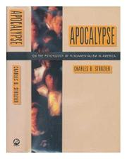 APOCALYPSE by Charles B. Strozier