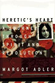 HERETIC'S HEART by Margot Adler