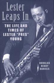 LESTER LEAPS IN by Douglas Henry Daniels
