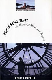 REVERE BEACH ELEGY by Roland Merullo