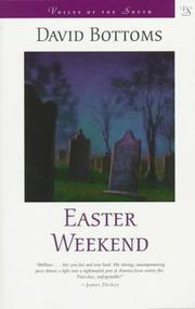 EASTER WEEKEND by David Bottoms