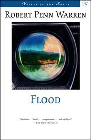 FLOOD by Robert Penn Warren