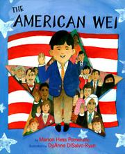 Book Cover for THE AMERICAN WEI