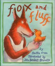 FOX AND FLUFF by Shutta Crum