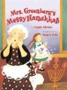Book Cover for MRS. GREENBERG'S MESSY HANUKKAH