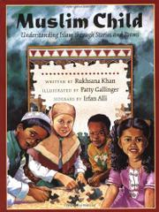 MUSLIM CHILD by Rukhsana Khan