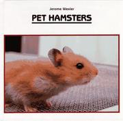 PET HAMSTERS by Jerome Wexler