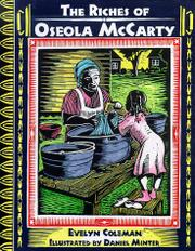 Book Cover for THE RICHES OF OSEOLA McCARTY