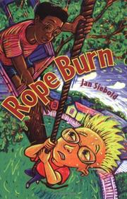 Book Cover for ROPE BURN