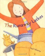 THE RUNAWAY LATKES by Leslie Kimmelman