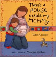 THERE'S A HOUSE INSIDE MY MOMMY by Giles Andreae