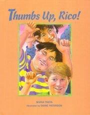 THUMBS UP, RICO! by Maria Testa