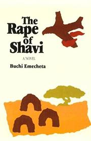 THE RAPE OF SHAVI by Buchi Emecheta