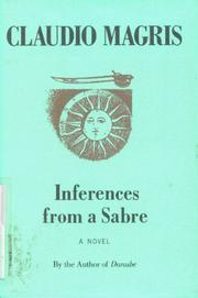 INFERENCES FROM A SABRE by Claudio Magris
