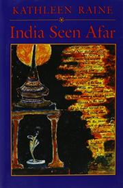 INDIA SEEN AFAR by Kathleen Raine