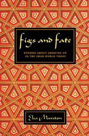 FIGS AND FATE by Elsa Marston