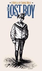 THE LOST BOY by Thomas Wolfe