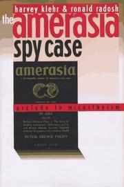 THE AMERASIA SPY CASE by Harvey Klehr
